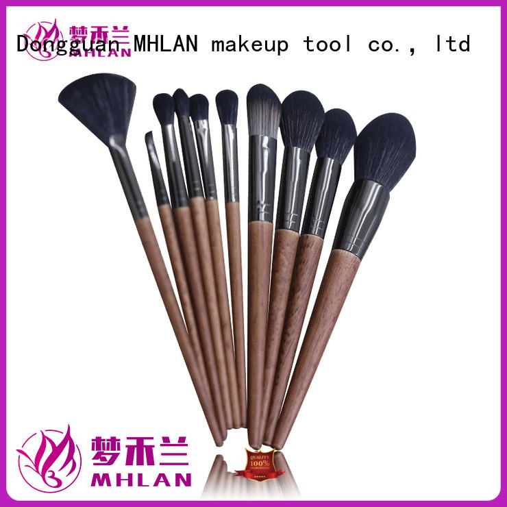 custom cosmetic brush set factory for distributor