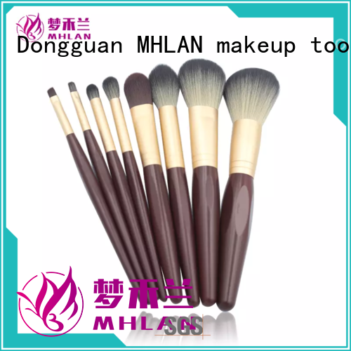 MHLAN eye brush set from China for cosmetic