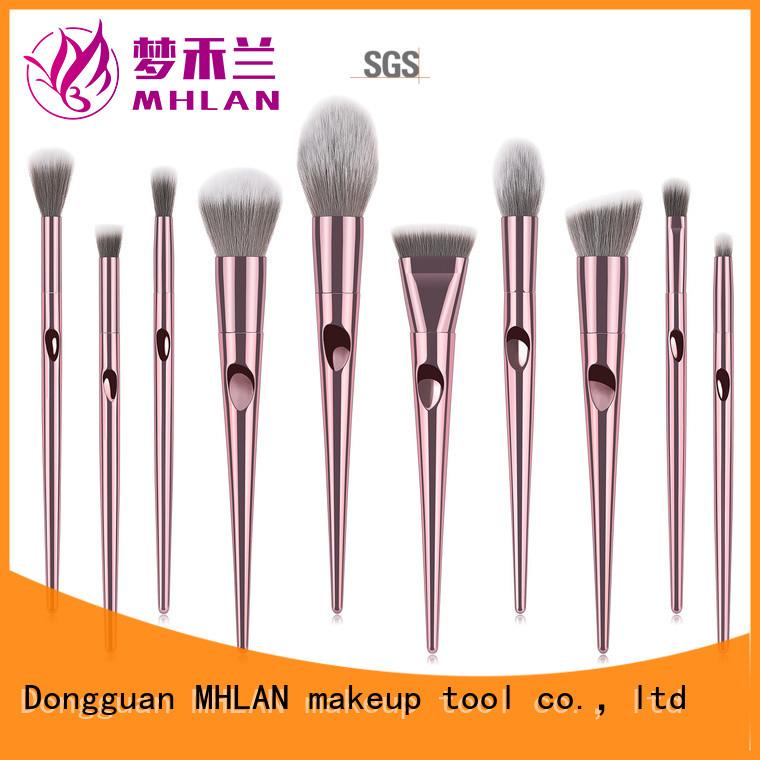 MHLAN kabuki brush set from China for wholesale