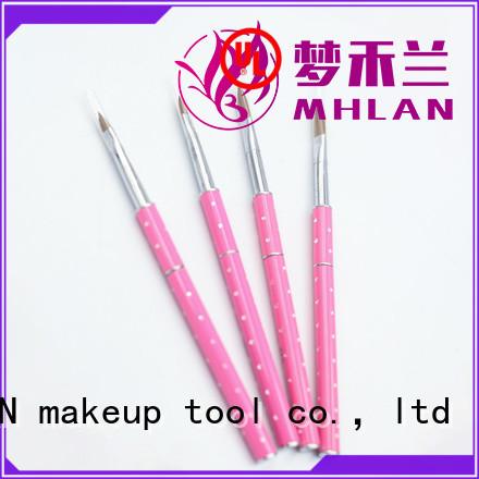 MHLAN simple nail brush set trade partner