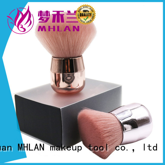 MHLAN refillable powder brush from China for distributor