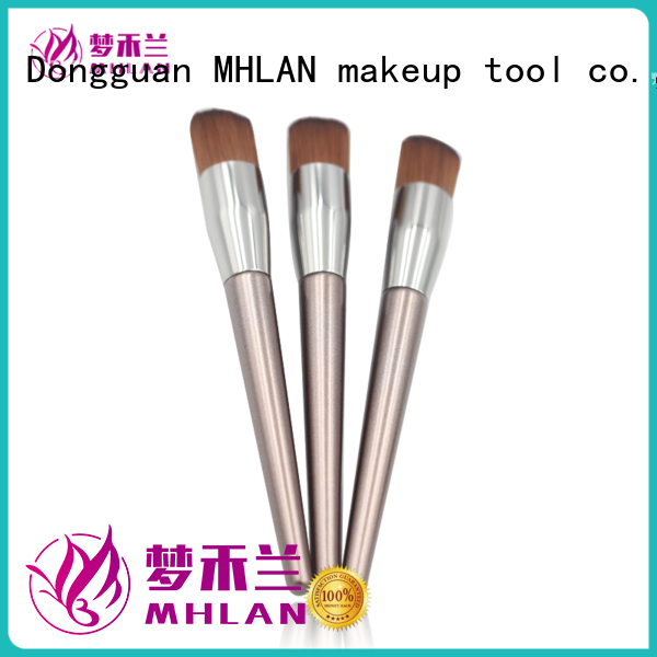 MHLAN most popular best loose powder brush from China for sale