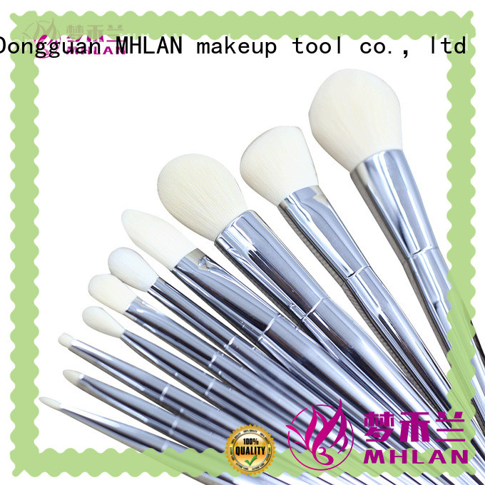 100% quality full makeup brush set from China for cosmetic