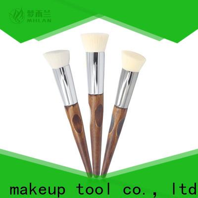 MHLAN flat kabuki brush manufacturer for distributor