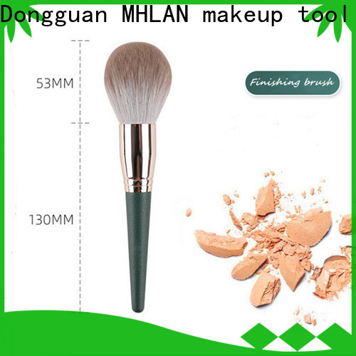 MHLAN delicate setting powder brush from China for distributor