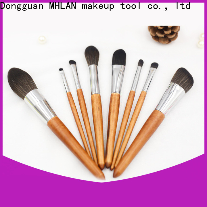 MHLAN face brush set from China for distributor