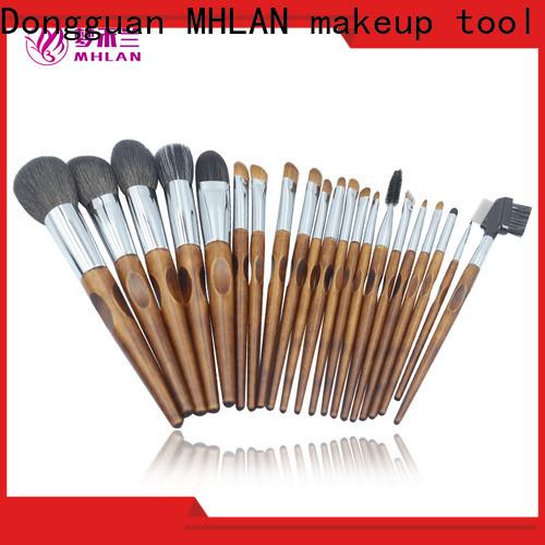 custom eyeshadow brush set from China for cosmetic