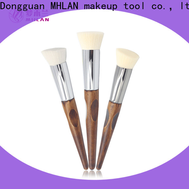 ausome flat foundation brush factory for women
