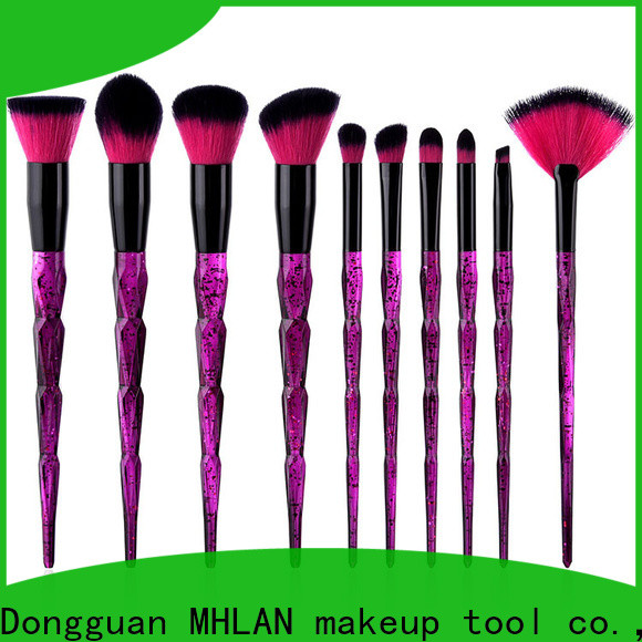 MHLAN fashion good quality makeup brushes from China for sale