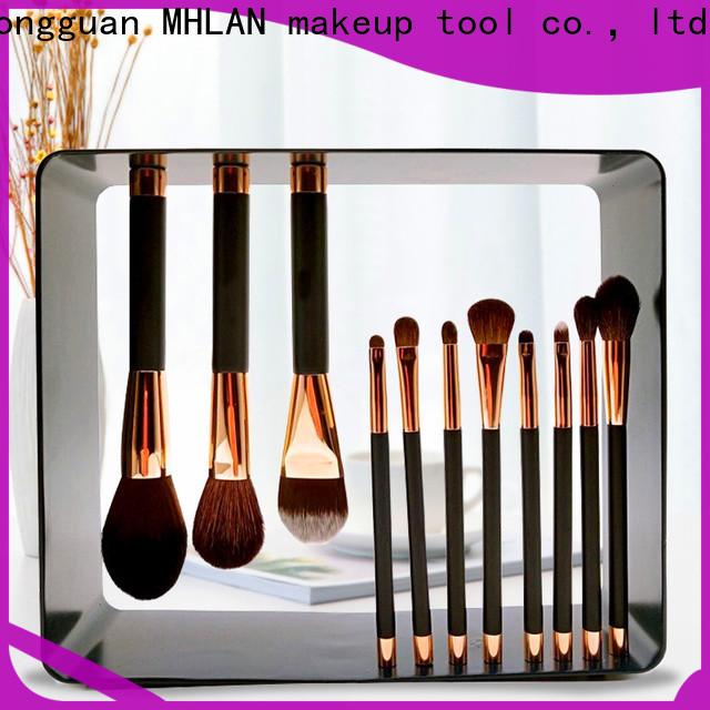 MHLAN full makeup brush set supplier