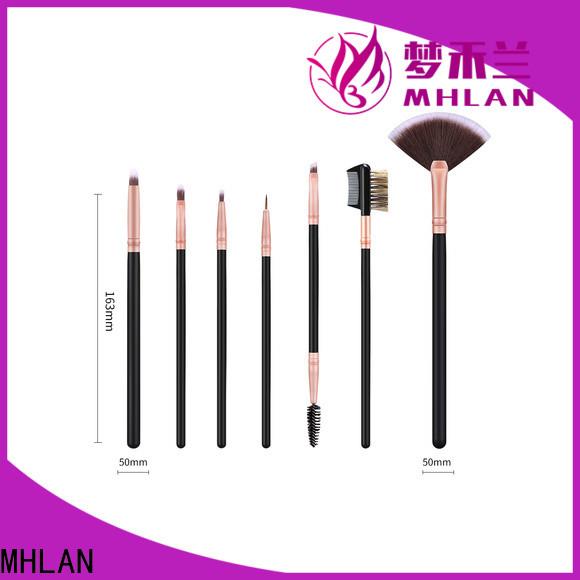 MHLAN custom made makeup brush brands factory for market