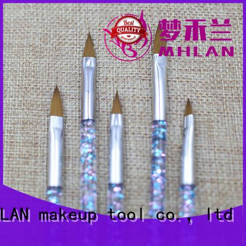 simple nail brush set factory