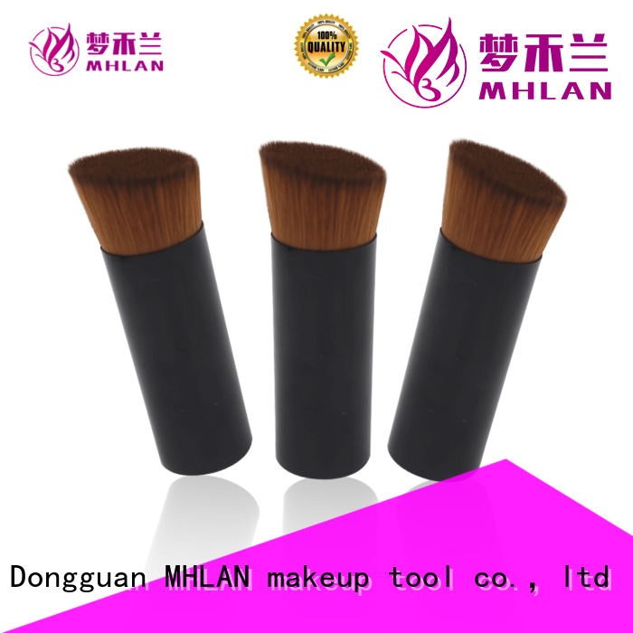 custom retractable blush brush manufacturer for sale