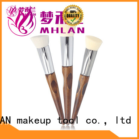 custom flat top foundation brush factory for wholesale