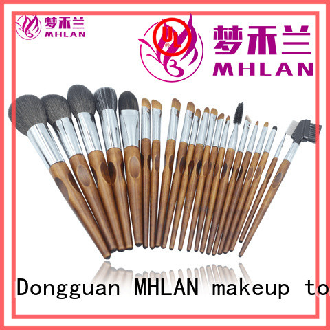 MHLAN face makeup brush set factory for distributor