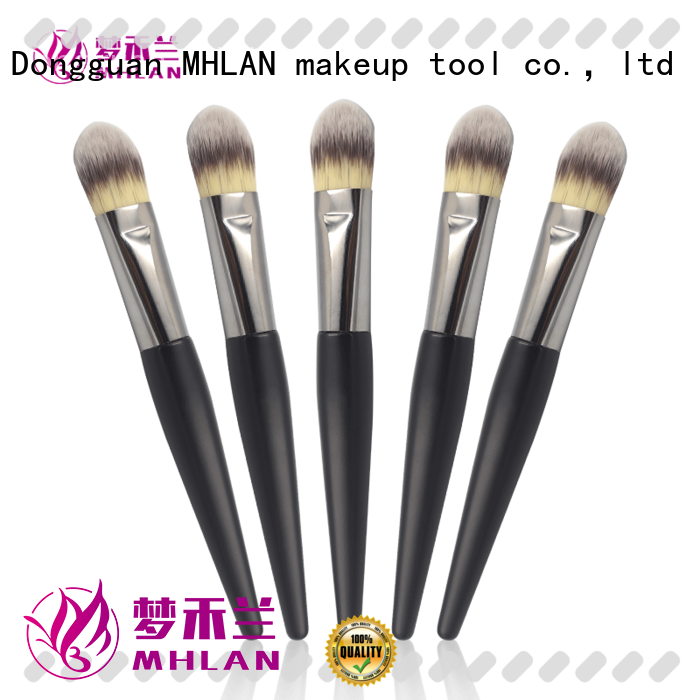 multipurpose flat kabuki brush supplier for cosmetic