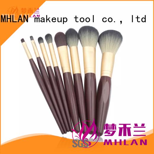 MHLAN best professional makeup brushes manufacturer for female