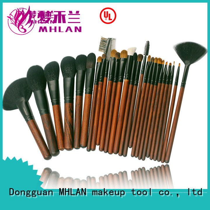 100% quality makeup brush set cheap from China for wholesale