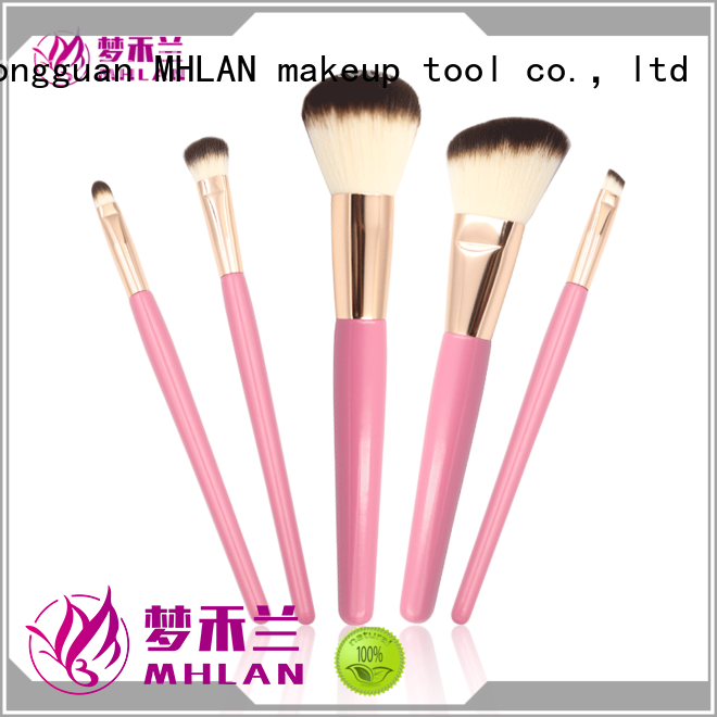 MHLAN face brush set factory for cosmetic
