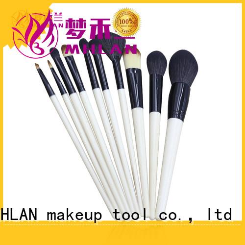 MHLAN custom eye makeup brush set factory for distributor