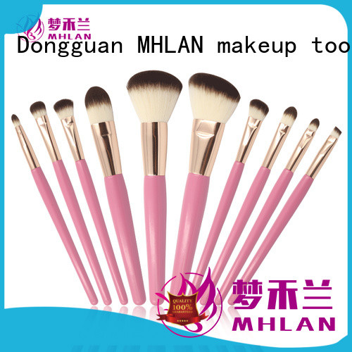 MHLAN face makeup brush set supplier for distributor