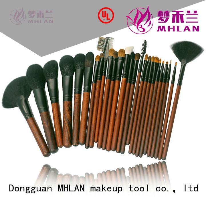 custom full makeup brush set factory for wholesale