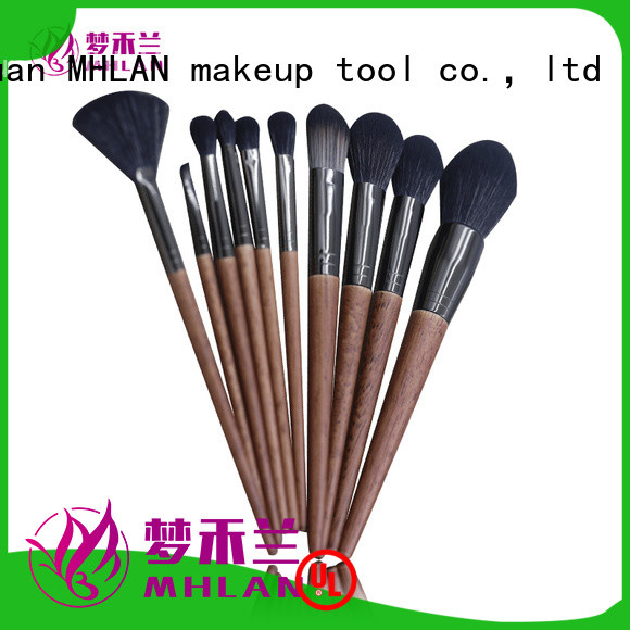 MHLAN custom face brush set supplier for wholesale
