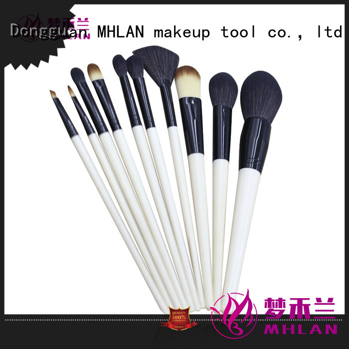 MHLAN eye brush set from China for wholesale