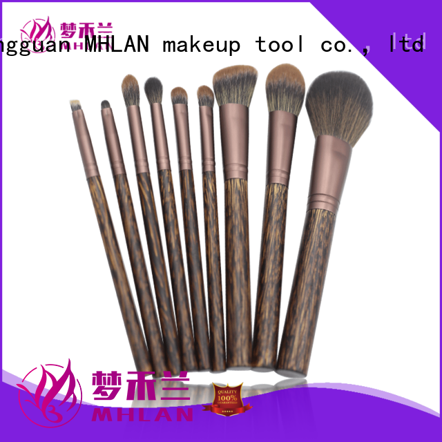 MHLAN fashion makeup blending brush supplier for cosmetic