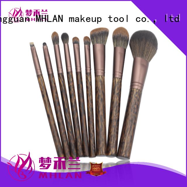 MHLAN fashion makeup blending brush supplier for cosmetic