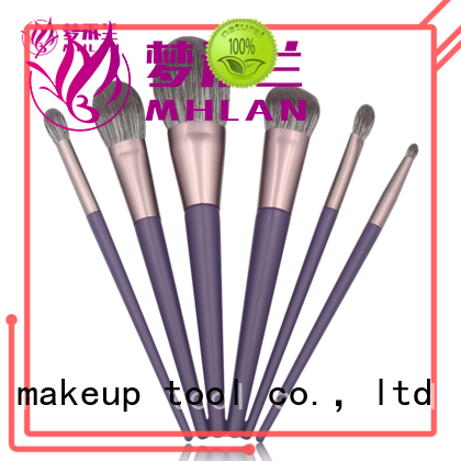 100% quality professional makeup brush set from China for wholesale