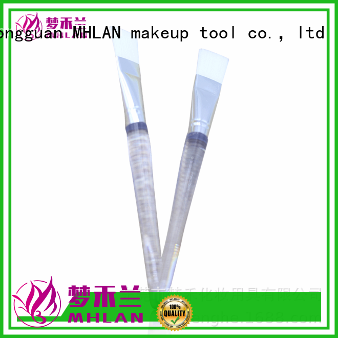 MHLAN silicone face mask brush trade partner for distributor