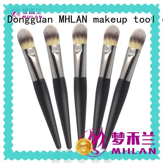 custom under eye concealer brush supplier for beauty