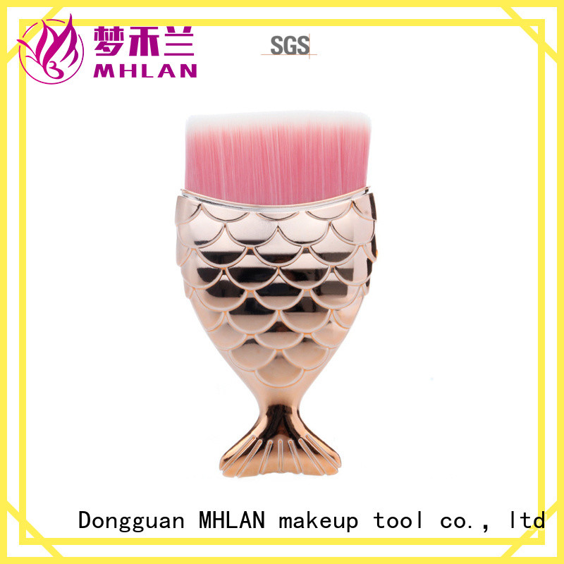MHLAN large powder brush supplier for distributor