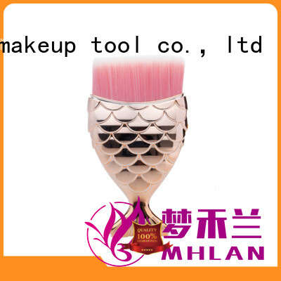 MHLAN most popular loose powder brush from China for distributor