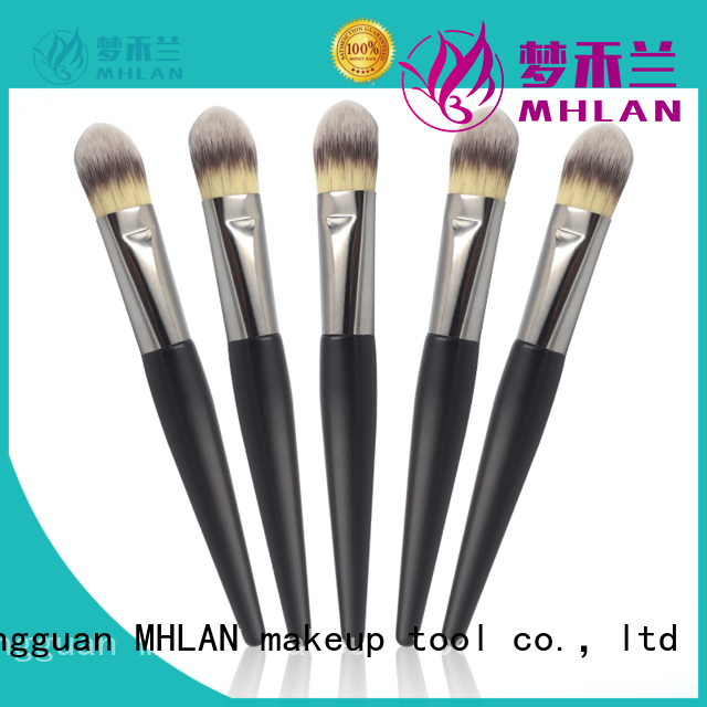 custom eye brush set factory for cosmetic