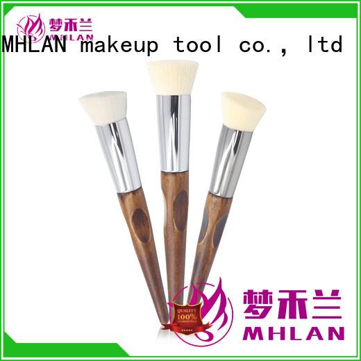 MHLAN custom liquid foundation brush factory for women