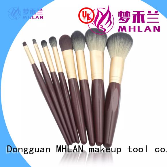 MHLAN flat kabuki brush factory for sale