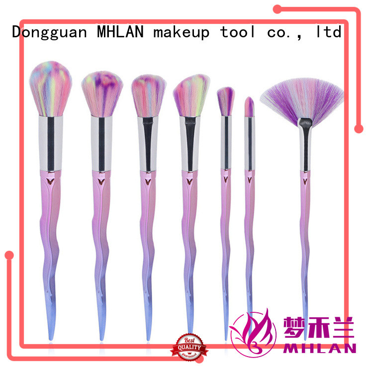 MHLAN full makeup brush set from China for distributor