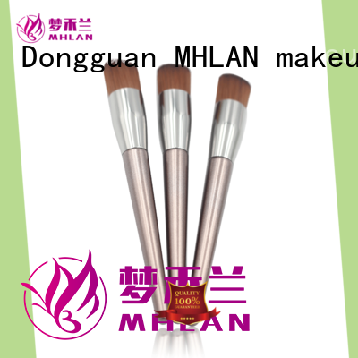 MHLAN most popular compact powder brush from China for sale