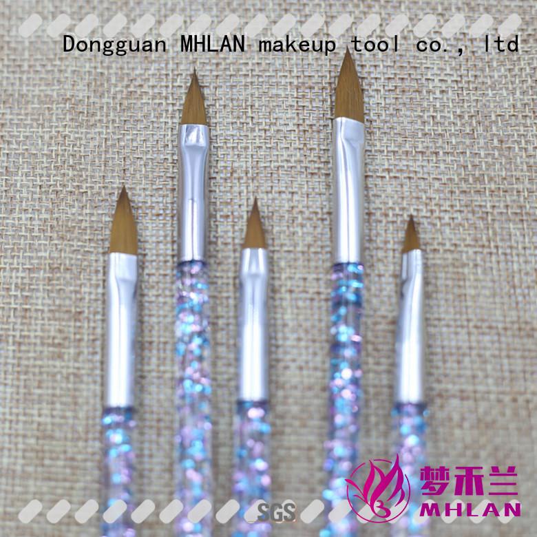 MHLAN nail brush set trade partner