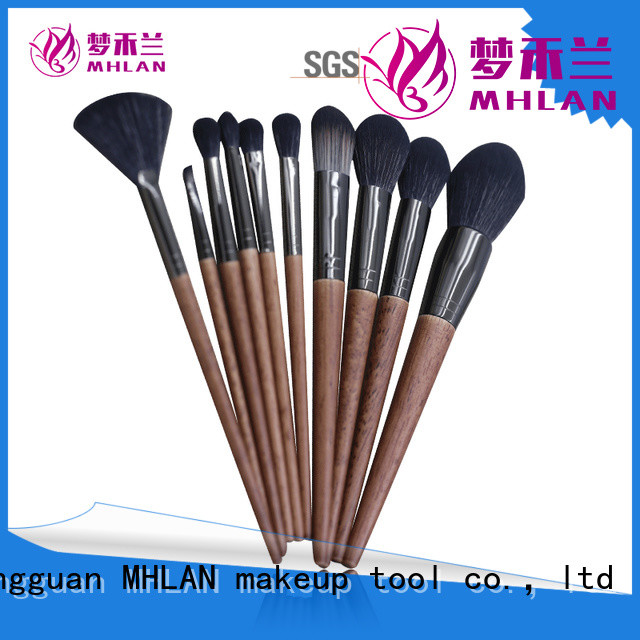 100% quality makeup brush set low price from China for distributor