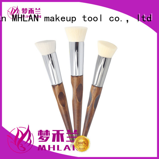 MHLAN custom flat top kabuki brush factory for wholesale