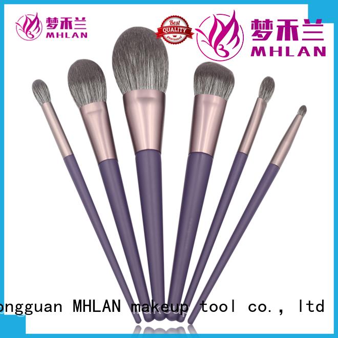 MHLAN professional makeup brush set factory for wholesale