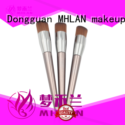 delicate big powder brush supplier for beauty