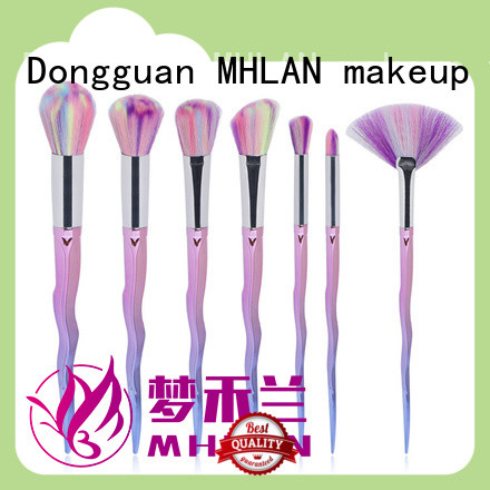 custom eyeshadow brush set from China for distributor