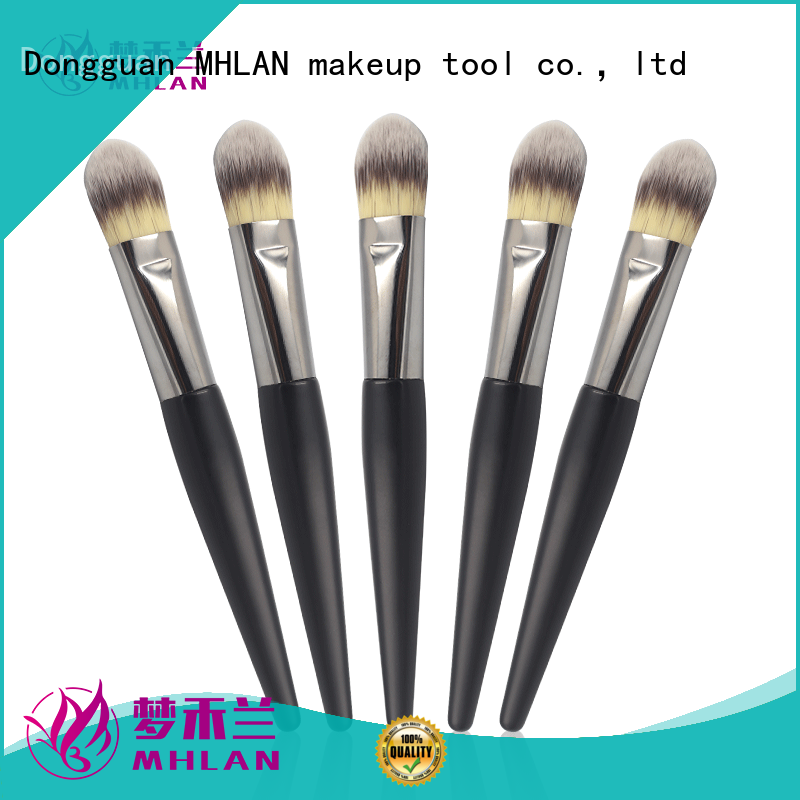 MHLAN eyebrow concealer brush supplier for beauty