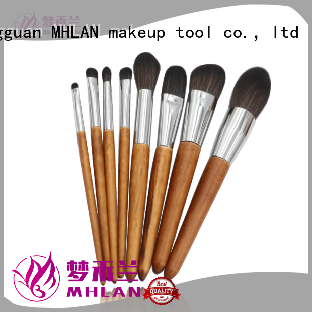 MHLAN modern cute makeup brushes manufacturer for wholesale