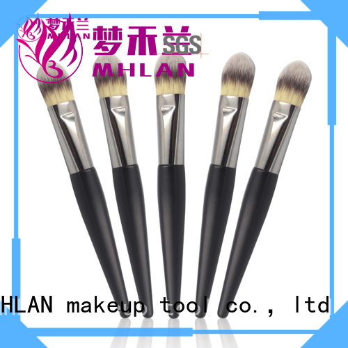 MHLAN affordable makeup brushes factory for wholesale
