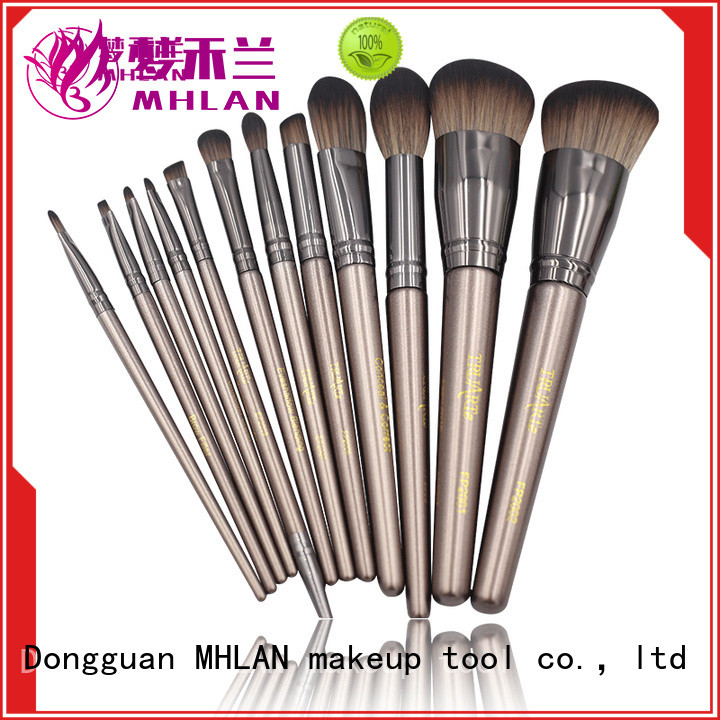 MHLAN makeup brush set cheap from China for distributor